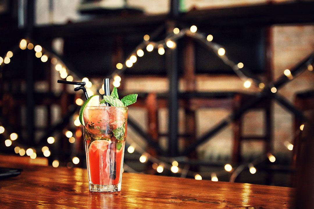 Cocktail in der Scheune Schleinitz
