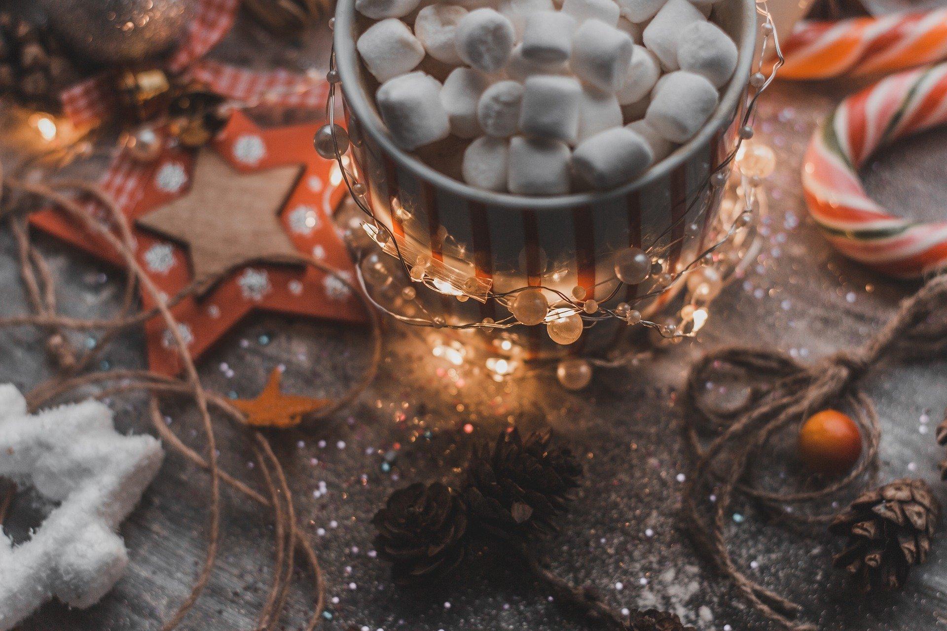 Weihnachtsfeier in der Scheune Schleinitz