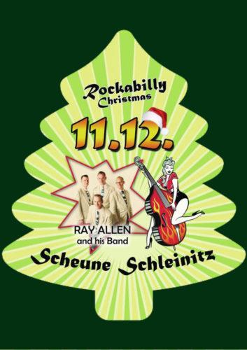 Rockabilly Christmas in der Scheune Schleinitz