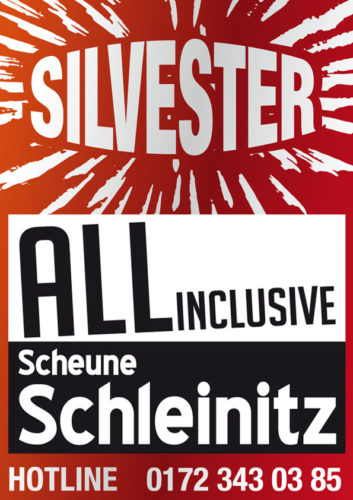 Silvester Party in Sachsen